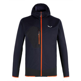 SALEWA Pedroc Hybrid 4 Powertex/Durastretch Jacket Men premium navy